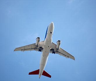 Пунктуальность украинских авиакомпаний повысилась до 82,3%