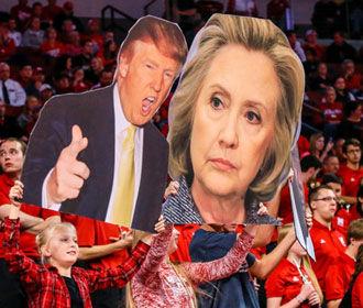 Трамп опережает Клинтон уже на 2% - опрос CNN