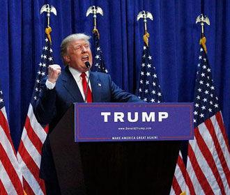 "Трамп назвал ""животными"" сторонников Клинтон"