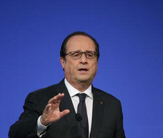 Олланд призвал снести лагерь беженцев во французском Кале