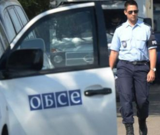Порошенко просит расширить миссию ОБСЕ на Крым
