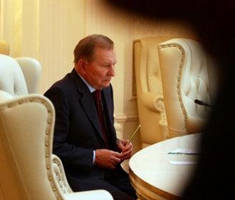 Кучма назвал своего возможного преемника в контактной группе по Донбассу