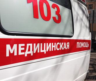 В Одессе перевернулась маршрутка, пострадали 11 человек