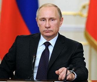 Работу Путина одобряют 82% россиян – опрос