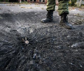При обстреле окраин Донецка ранен мирный житель, повреждено пять домов