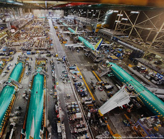 Boeing получил многомиллиардный контракт на создание дронов для ВМС США