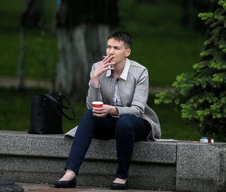"""Савченко не намерена выходить из """"Батькивщины"""""""