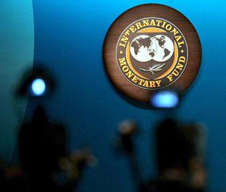 Украина ждет получения первого транша кредита МВФ в следующую субботу