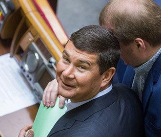 Верховный суд подтвердил запрет Онищенко баллотироваться в Раду