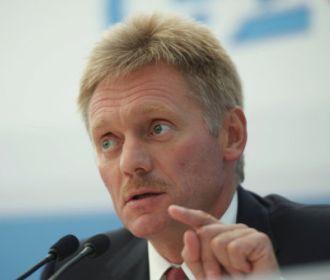 Песков: Россия продолжит законные процедуры в отношении украинских нарушителей госграницы