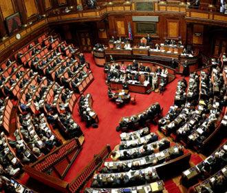 Парламент Италии одобрил продление чрезвычайного положения