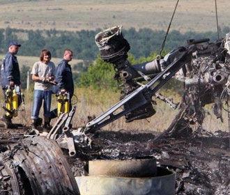 Расследование по MH17 продлили до 2018 года