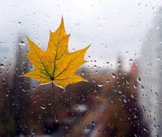 На Украине в субботу снизится температура и пройдут дожди
