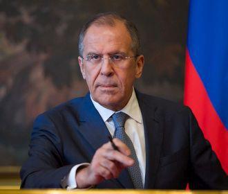 Лавров призвал западные страны вразумить Киев