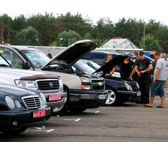 Продажи подержанных автомобилей упали на 86%
