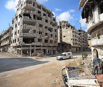 ООН: около 600 тысяч сирийцев живут в тяжелых условиях в осажденных городах