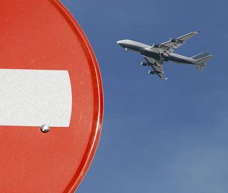Румыния приостановила авиасообщение с Украиной