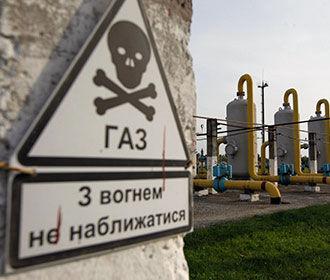 В ПХГ Украины осталось 9,73 млрд куб. м газа