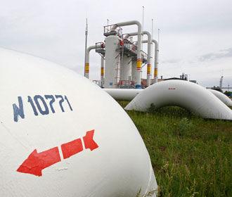 Украина снизила запасы в ПХГ на 1,1 млрд куб. м