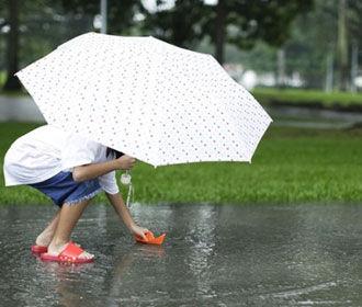 В Украине кратковременные дожди и грозы
