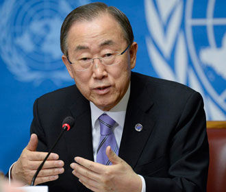 Пхеньян возмущен резкой критикой со стороны Пан Ги Муна