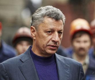 Бойко считает, что украинцы голосовали не за президента, а против Порошенко