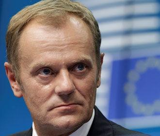 Туск не верит в версию РФ о задержании украинских диверсантов в Крыму