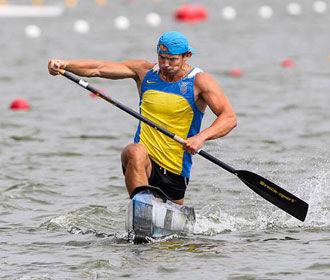 Украинец на каноэ пробился в полуфинал Игр в Рио