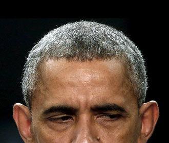 Обама за годы пребывания в Белом доме стал много сквернословить