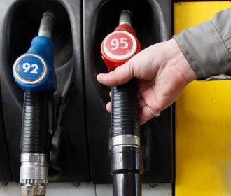 Украинские АЗС массово повысили цены на топливо