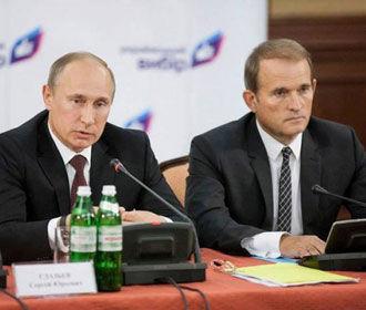 Французские СМИ цитируют Медведчука и пишут о его дружбе с Путиным