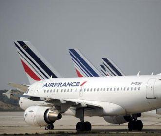 Air France с 14 июля восстанавливает регулярные рейсы на Украину