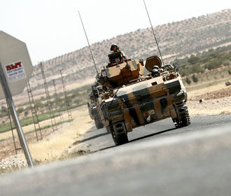 Россия призвала Турцию не атаковать сирийскую оппозицию и курдов