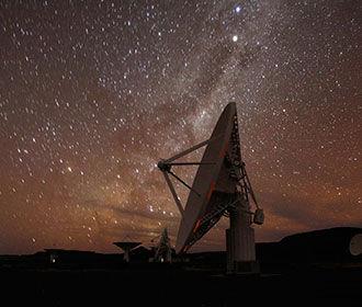 Пойманы космические сигналы неизвестного происхождения