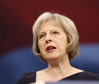 Опубликована запись секретного выступления Терезы Мэй против «Брекзита»