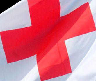 Красный Крест готов быть посредником при обмене пленными в Донбассе