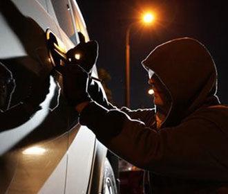 В Киевской области задержали банду угонщиков автомобилей