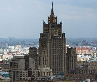МИД РФ ответил на слова Меркель и Макрона по ситуации в Азовском море