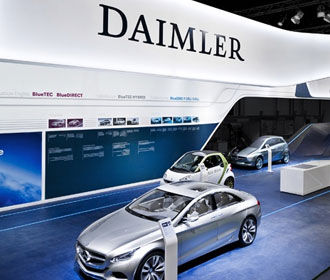 Daimler выпустит шесть электрокаров до 2024 года
