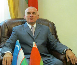 В Украину прибыл новый посол Беларуси Сокол