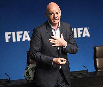 ФИФА планирует увеличить количество участников чемпионата мира-2022