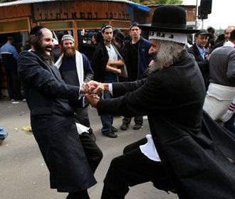 В Украину на празднование Рош-ха-Шана прибыли почти 19 тыс. хасидов