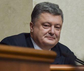 Во фракции Порошенко рассказали, как будут поздравлять его с днем рождения