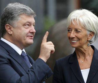 Порошенко: Киев больше не будет жить за счет Запада