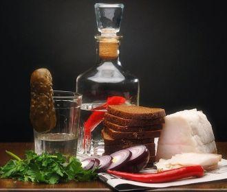 Не все продукты сочетаются со спиртным