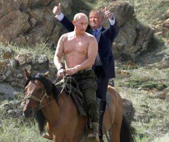 Трамп надеется, что его встречи с Путиным будут частыми