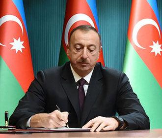 Алиев: Азербайджан прекратит боевые действия после вывода войск Армении из Нагорного Карабаха