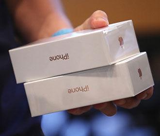 В Украине официально разрешили использовать iPhone 7