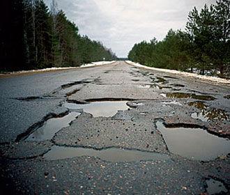 В Украине насчитывается около 5000 км «дорог-призраков»