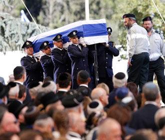В Израиле похоронили Переса